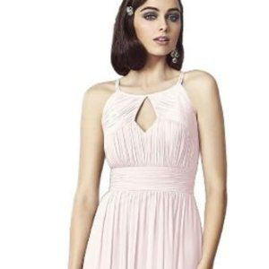 Dessy Collection- Blush Style #2906